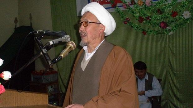 جامعہ امام صادق کے زیر اہتمام جشن 15 شعبان